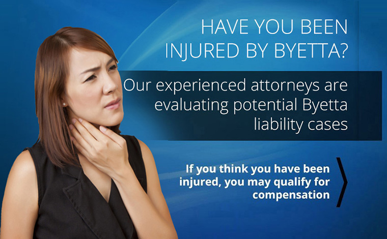 Have You Been Injured by Byetta?